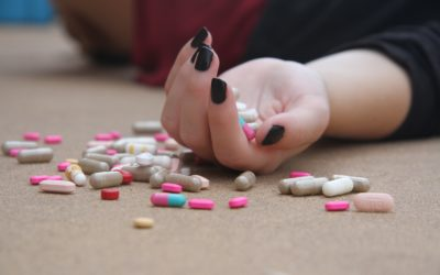 Anti-anxiety medication and nutrient depletion