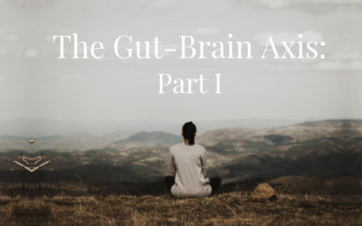What's your gut got to do with your brain? (Part 1)